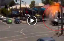 ویدیو انفجار موتر آسترالیا 226x145 - ویدیو/ انفجار وحشتناک یک موتر در آسترالیا