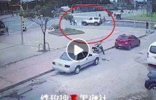 ویدیو تصادف مرگبار چین 226x145 - ویدیو/ تصادف مرگبار در چین