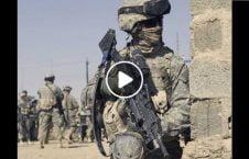 ویدیو رفتار عساکر امریکا طالبان 226x145 - ویدیو/ رفتار عجیب عساکر امریکا هنگام درگیری با طالبان