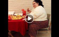 ویدیو لت و کوب دزد بیچاره توسط زن چاق 226x145 - ویدیو/ لت و کوب دزد بیچاره توسط زن چاق!