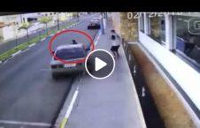 ویدیو نجات معجزه آسا تصادف مرگبار 226x145 - ویدیو/ نجات معجزه آسا از تصادف مرگبار
