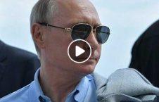 ویدیو پوتین پسر مریض آسمان 226x145 - ویدیو/ پوتین، پسر مریض را به آسمان فرستاد!