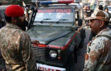 پاکستان 226x145 - کاروان مقامات امنیتی در پاکستان هدف حمله قرار گرفت