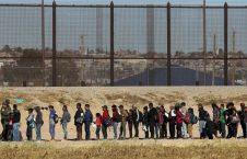 پناهجویان 7 226x145 - تصاویر/ تلاش برای ورود به خاک امریکا