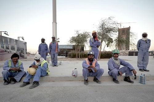 کارگران افغان - اعزام کارگران افغان به امارات متحدۀ عربی