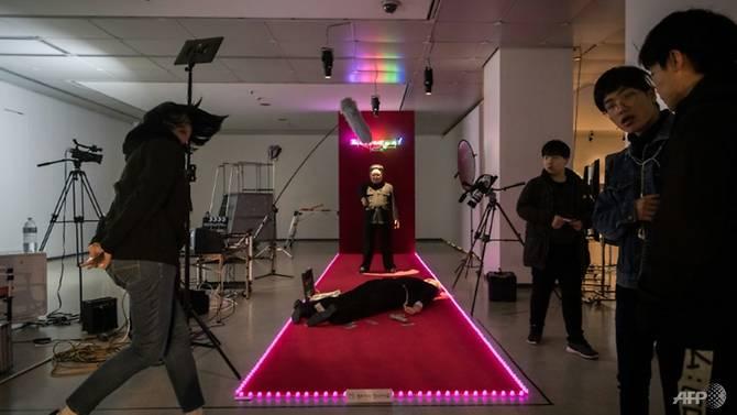 کیم جونگ اون3 - تصاویر/ نمایش کشتهشدن ترمپ به دست کیم جونگ اون!
