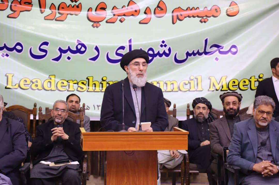 گلبدین حکمتیار - راهکار گلبدین برای توافق صلح با طالبان