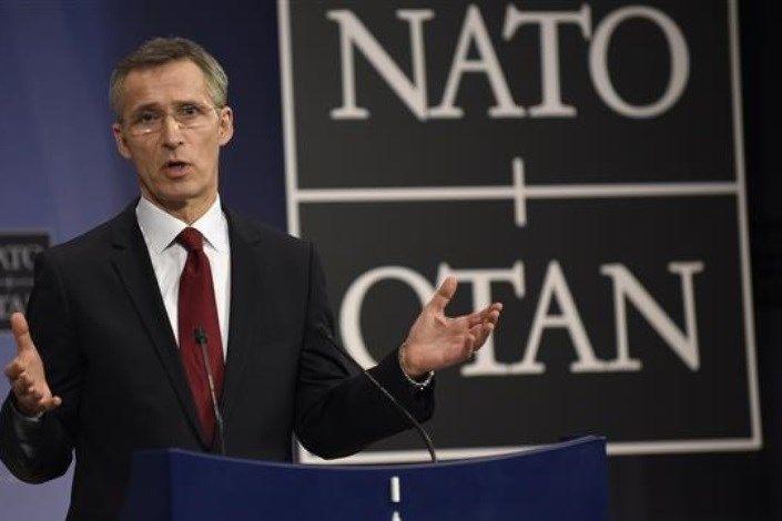 ینس ستولتنبرگ - داعش، طالبان و القاعده، عامل ماندن ناتو در افغانستان