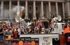 آسترالیا1 226x145 - تصاویر/ هزاران باشنده آسترالیایی روز ملی این کشور را روز اشغال خواندند