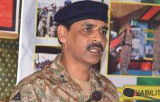 آصف غفور 226x145 - پاکستان: ما طالبان را به میز مذاکره آوردیم