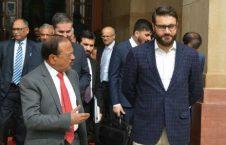 اجیت دووال حمدالله محب 226x145 - مشاور امنیت ملی هند به افغانستان می آید