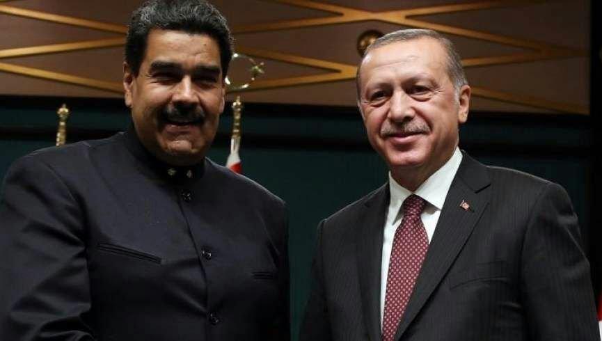 اردوغان از مادورو - انتقاد نماینده کانگرس امریکا از سیاست های ترمپ علیه حکومت ونزویلا