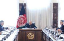 اشرف غنی عراقچی 226x145 - دیدار رییس جمهور غنی با معین وزارت امور خارجه ایران