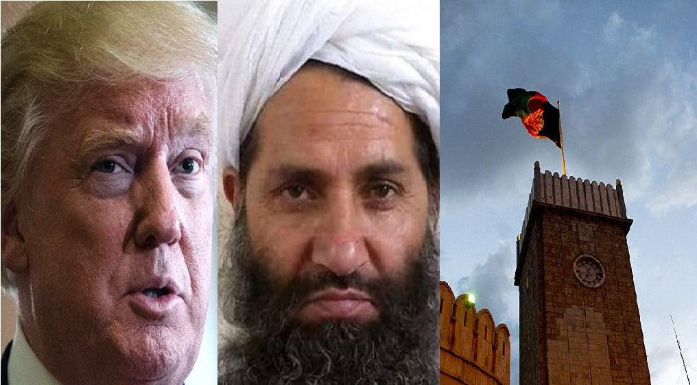 امریکا طالبان ارگ - مذاکره با طالبان، اهرم ترمپ در انتخابات امریکا