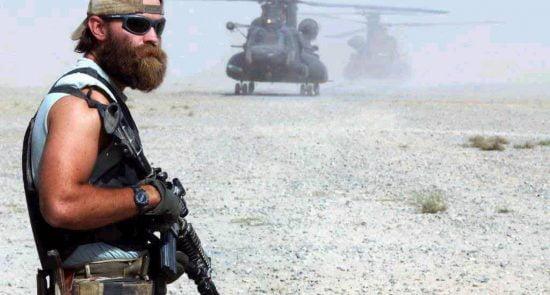امریکا 550x295 - فعالیت نظامیان وابسته به سازمان سیا در شرق افغانستان