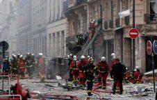 انفجار فرانسه 6 226x145 - تصاویر/ انفجار مهیب در پایتخت فرانسه