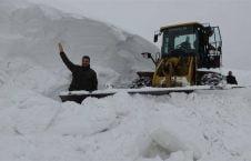 برف در ترکیه2 226x145 - تصاویر/ بارش بی سابقه برف در ترکیه