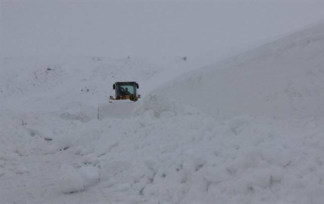 برف در ترکیه4 - تصاویر/ بارش بی سابقه برف در ترکیه