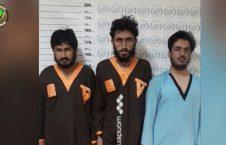 تروریست پاکستانی 226x145 - بازداشت یک شبکه تروریستی پاکستان در ولایت نیمروز