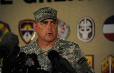 جنرال مارک میلی . 226x145 - ورود غیرمنتظره یک مقام امریکایی به کابل