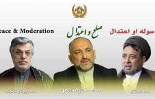 حنیف اتمر 226x145 - طرفداران تیم انتخاباتی صلح و اعتدال به میدان آمدند