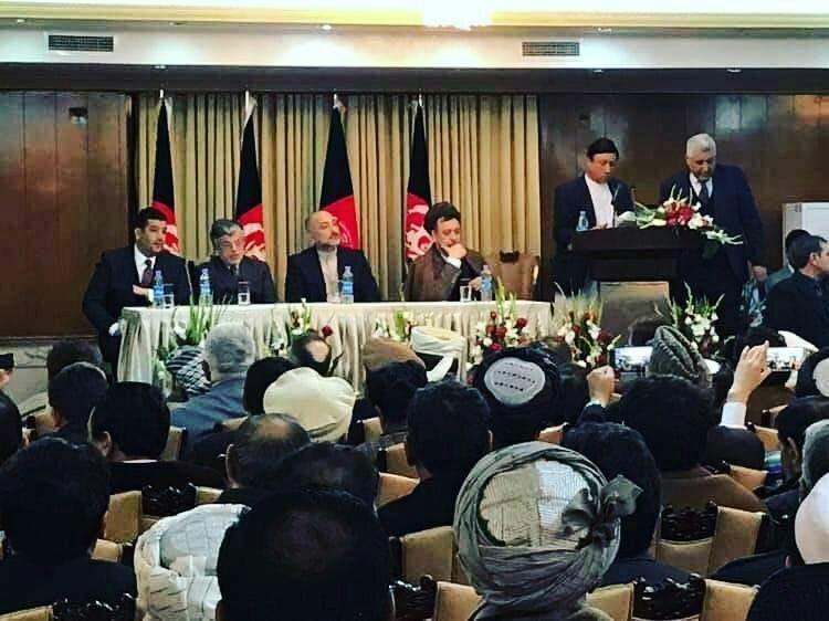 حنیف اتمر - حنیف اتمر برنامههای تیم انتخاباتیاش را اعلام کرد
