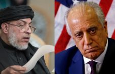 خلیلزاد طالبان 226x145 - ارگ ریاست جمهوری؛ بازیگر ناخشنود از مذاکرات صلح طالبان