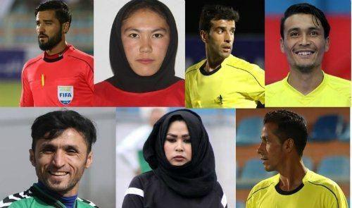 داور افغانستان - نامهای ۷ داور افغانستان در لست داوران بینالمللی ۲۰۱۹ فیفا