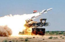 راکت سوریه 226x145 - مواضع اسراییل در تیررس راکت های استراتیژیک سوریه