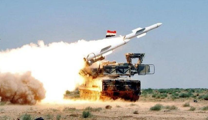 راکت سوریه - مواضع اسراییل در تیررس راکت های استراتیژیک سوریه