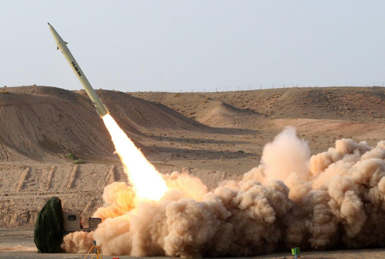 راکت - اردوی ملی یمن مواضع عربستان را راکت باران کرد