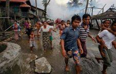 روهینگیا 226x145 - اقدام غیر انسانی حکومت میانمار علیه مسلمانان روهینگیا