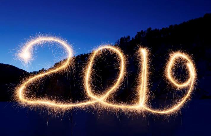 سال نوی عیسوی 17 - تصاویر/ جهان وارد سال ۲۰۱۹ عیسوی شد