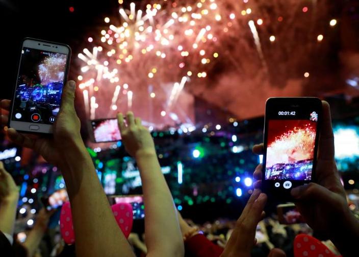 سال نوی عیسوی 8 - تصاویر/ جهان وارد سال ۲۰۱۹ عیسوی شد
