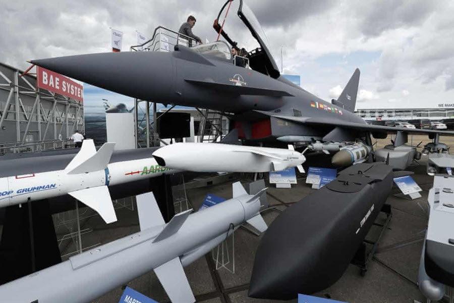 سلاح بریتانیا - تجارت بی سابقه تسلیحاتی بریتانیا و عربستان