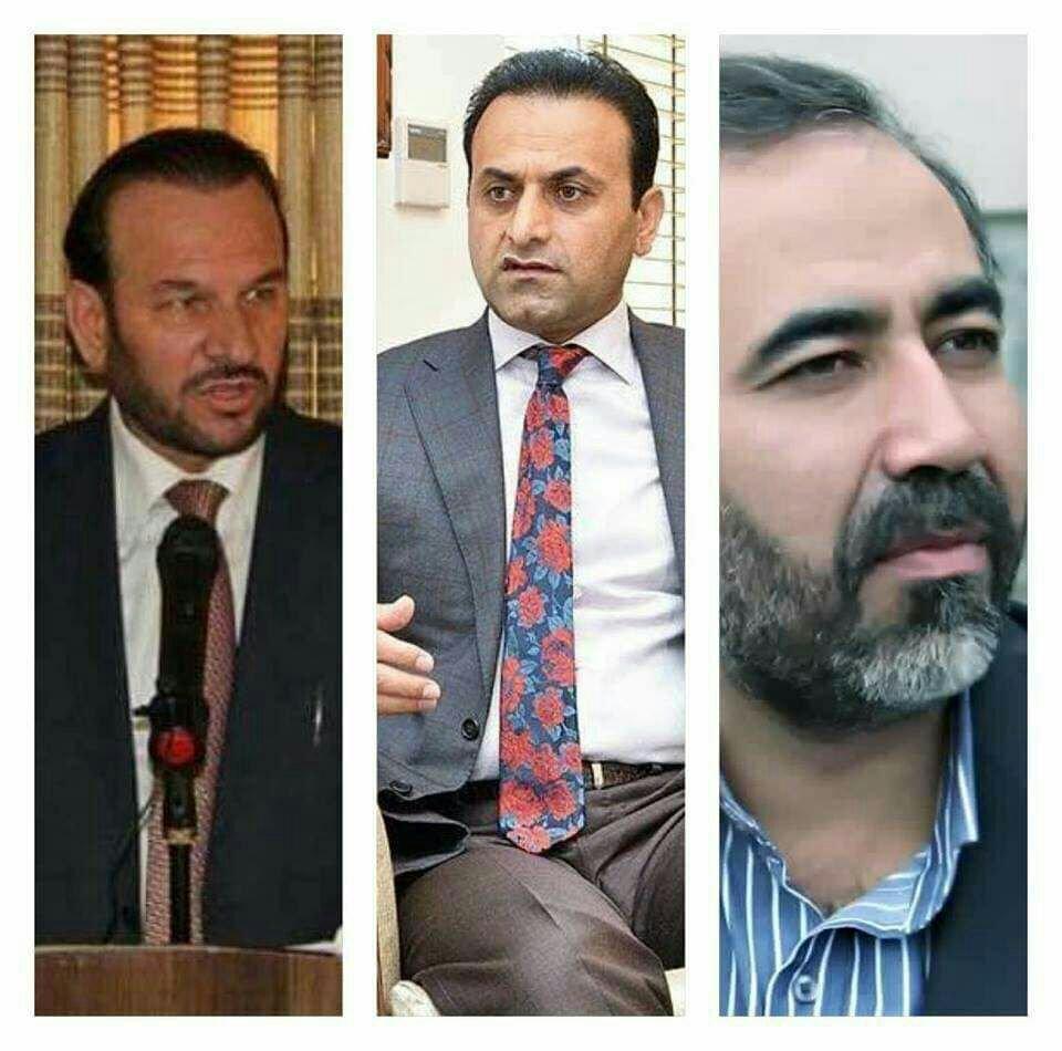 شيدا محمد ابدالی  - داکتر شيدا محمد ابدالی برای انتخابات ریاست جمهوری ثبت نام می کند