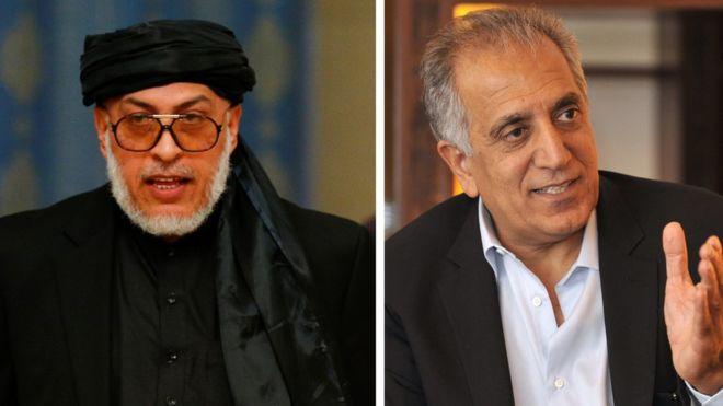طالبان خلیل زاد - طالبان: خلیلزاد قدرت تصمیم گیری ندارد!