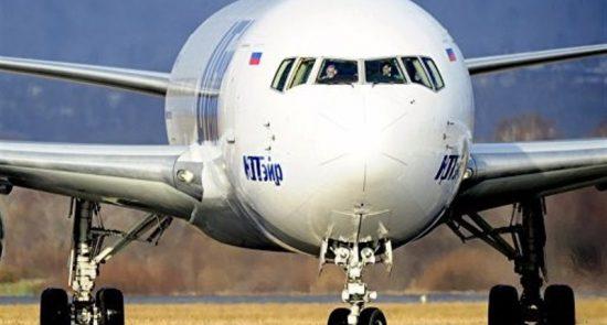 طیاره 550x295 - رونق صادرات اقلام تجارتی افغانستان از طریق دهلیز هوایی به چین