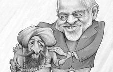 ظریف و طالبان 226x145 - کاریکاتور/ جواد ظریف و طالبان