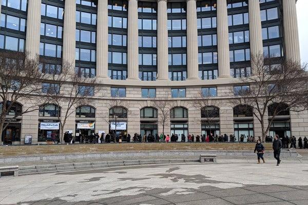 فقر کارمندان فدرال امریکا 2 - تصاویر/ فقر شدید کارمندان دولت فدرال امریکا