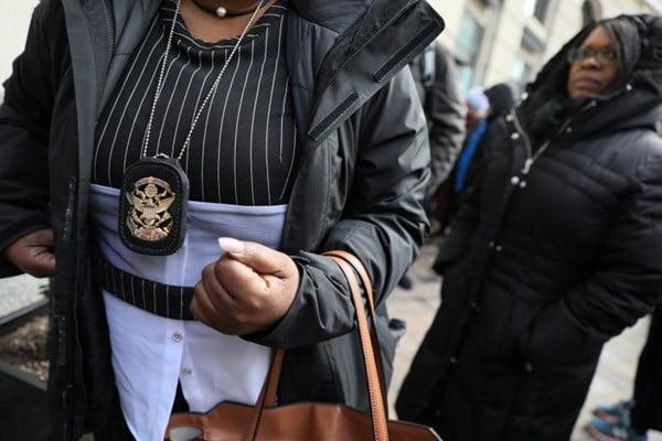 فقر کارمندان فدرال امریکا 4 - تصاویر/ فقر شدید کارمندان دولت فدرال امریکا