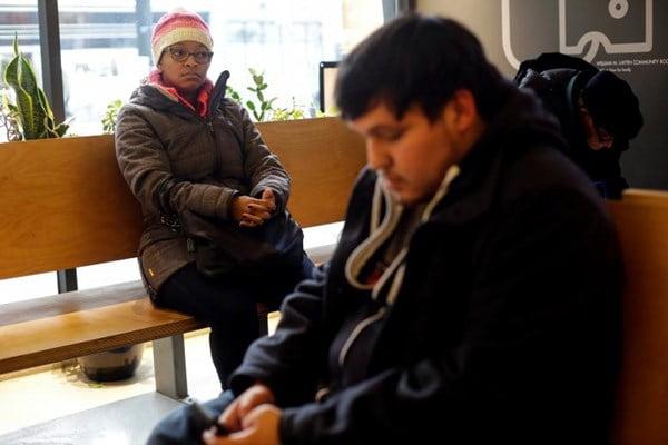 فقر کارمندان فدرال امریکا 9 - تصاویر/ فقر شدید کارمندان دولت فدرال امریکا