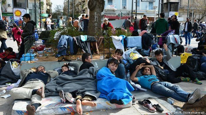 مهاجر - دستگیر شدن بیش از 100 هزار مهاجر افغان در ترکیه