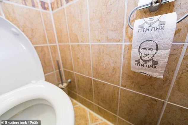 ولادیمیر پوتین 1 - تصویر/ توهین وزیر دفاع بریتانیا به رییس جمهور روسیه