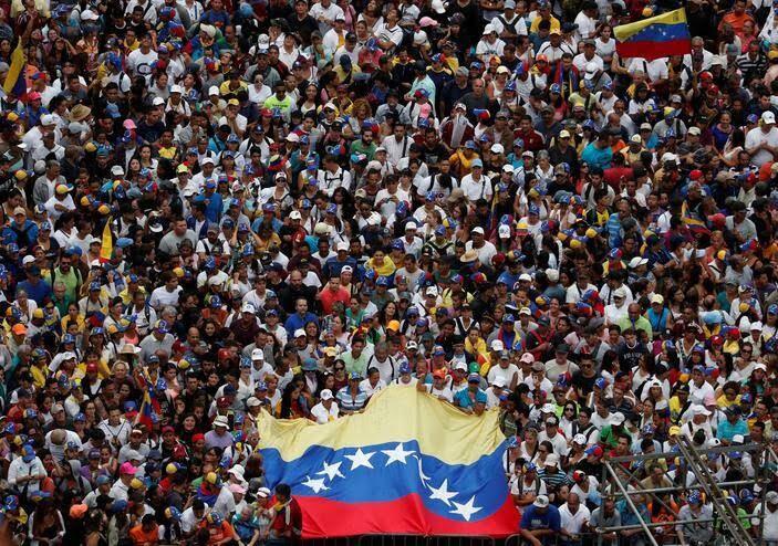 ونزویلا 10 - تصاویر/ آشوب در ونزویلا
