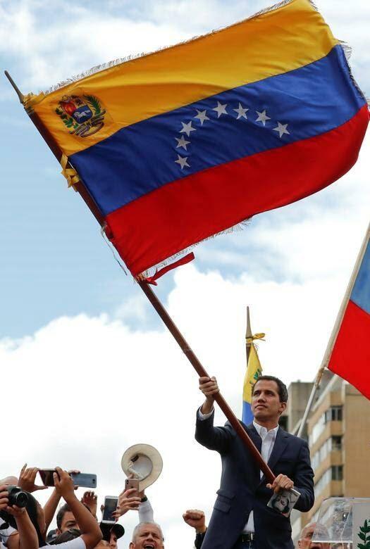 ونزویلا 2 - تصاویر/ آشوب در ونزویلا
