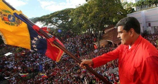 ونزویلا 4 550x295 - انتقاد نماینده کانگرس امریکا از سیاست های ترمپ علیه حکومت ونزویلا