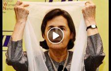 ویدیو رولا غنی کمیسیون انتخابات 226x145 - ویدیو/ حرکت عجیب رولا غنی در کمیسیون انتخابات