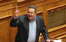 پانوس کامنوس 226x145 - وزیر دفاع ملی یونان از مقام اش استعفا داد