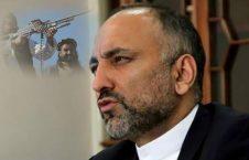 اتمر 226x145 - درخواست حنیف اتمر از جامعه جهانی علیه طالبان